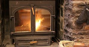 The Spinney Holiday Cottage - Fire